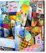 Houses Of The Rising Sun Acrylic Print