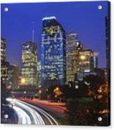 Houston City Life Acrylic Print