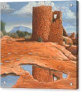 Hovenweep Reflection Acrylic Print