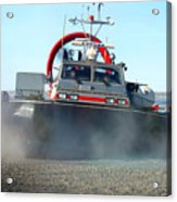 Hover Craft Acrylic Print
