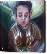 How Many Candles Is That? Acrylic Print