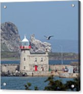 Howth Lighthouse 0005 Acrylic Print