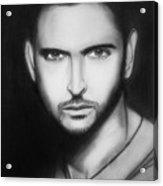 Hrithik Roshan Acrylic Print
