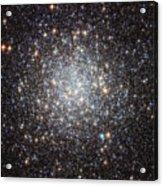 Hubble Image Of Messier 9 Acrylic Print