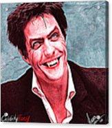 Hugh Grant Acrylic Print