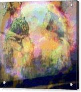 Hula Waiona Acrylic Print
