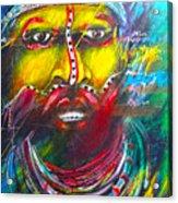 Huli Acrylic Print