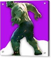 Hulk Collection Acrylic Print
