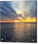 Hull Sunrise In March  Acrylic Print