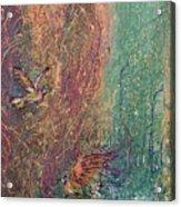 Hummingbird Dream Acrylic Print