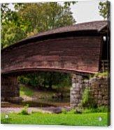 Humpback Bridge Acrylic Print