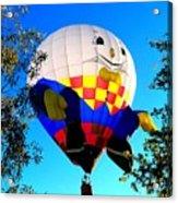 Humpty Dumpty Balloon Acrylic Print