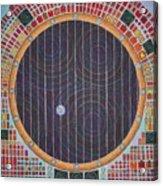 Hundertwasser Shuttle Window Acrylic Print