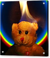 Hunk Of Burning Love Acrylic Print