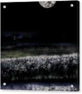 Hunters Moon Acrylic Print