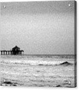 Huntington Beach Acrylic Print