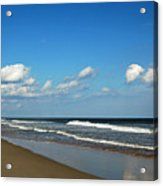 Huntington Beach South Carolina Acrylic Print