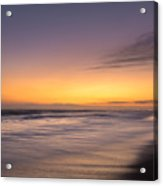 Huntington Sundown Acrylic Print