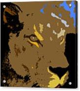 Huntress Acrylic Print