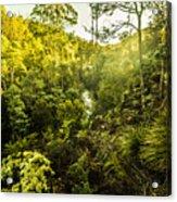 Huon Valley Acrylic Print