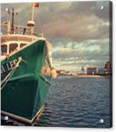 Hyannis Harbor Cape Cod Massachusetts Acrylic Print