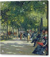 Hyde Park - London  Acrylic Print
