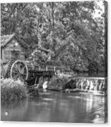 Hyde's Mill Acrylic Print