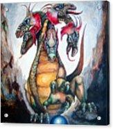 Hydra Acrylic Print