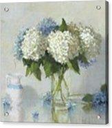 Hydrangeas For Susan Acrylic Print