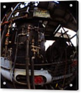 Hydraulic-mechanical Managerie Acrylic Print