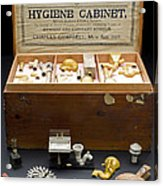 Hygienic Sanitary Appliances, 1895 Acrylic Print