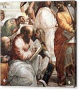 Hypatia Of Alexandria, Mathematician Acrylic Print