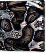 Hypergear Acrylic Print