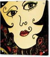 Hypnotic Beauty Acrylic Print