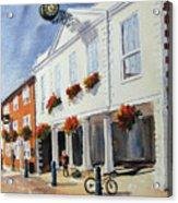 Hythe Town Hall Acrylic Print