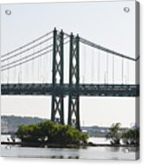I-74 Bridge Acrylic Print