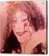 I Am A Clown  Acrylic Print