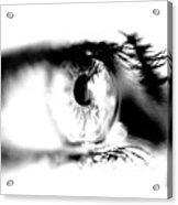 I C U Acrylic Print