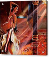 I Dance Alone Acrylic Print
