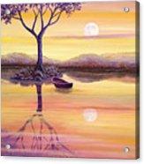 I Dreamt Of The Moon Acrylic Print