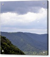 I Look To The Hills Acrylic Print