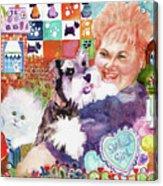I Remember Lacey Acrylic Print