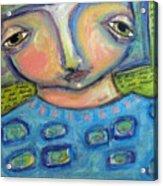 I See Myself Love Acrylic Print