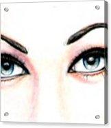 I See You Acrylic Print