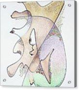 I-sight Acrylic Print
