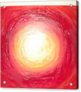 I Stole The Sun From The Sky For You Acrylic Print
