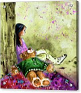 I Want To Lay You Down In A Bed Of Roses Acrylic Print