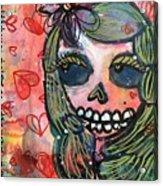 I Would Like You To Love Me Acrylic Print