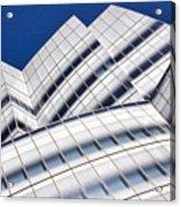 Iac Building Acrylic Print