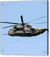 Iaf Sikorsky Ch-53 Helicopters Acrylic Print